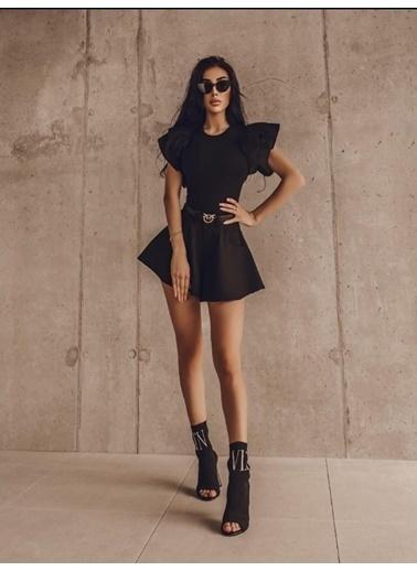 BLACK&GRACE Bluz Siyah